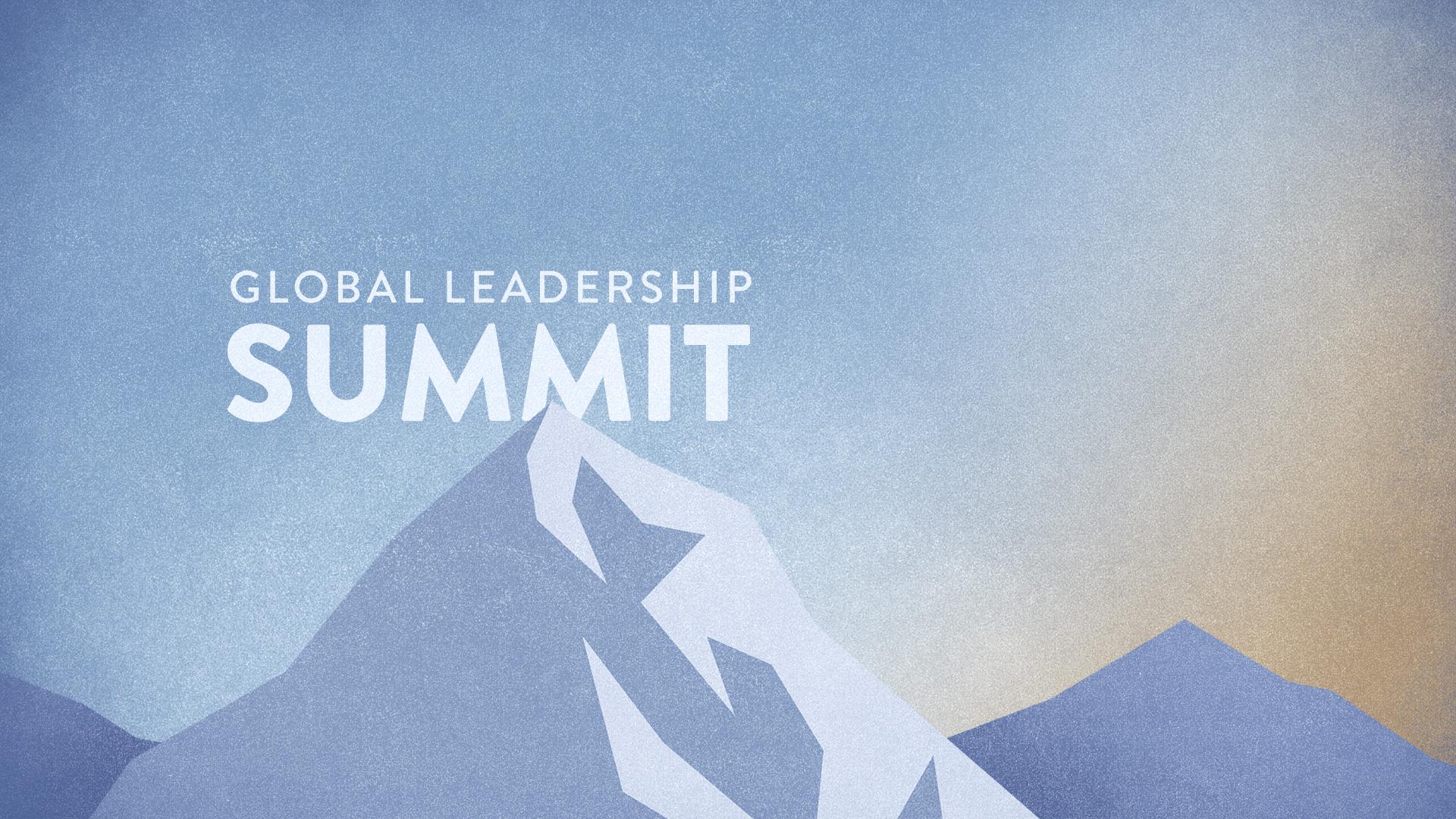 Image: The Global Leadership Summit 2020
