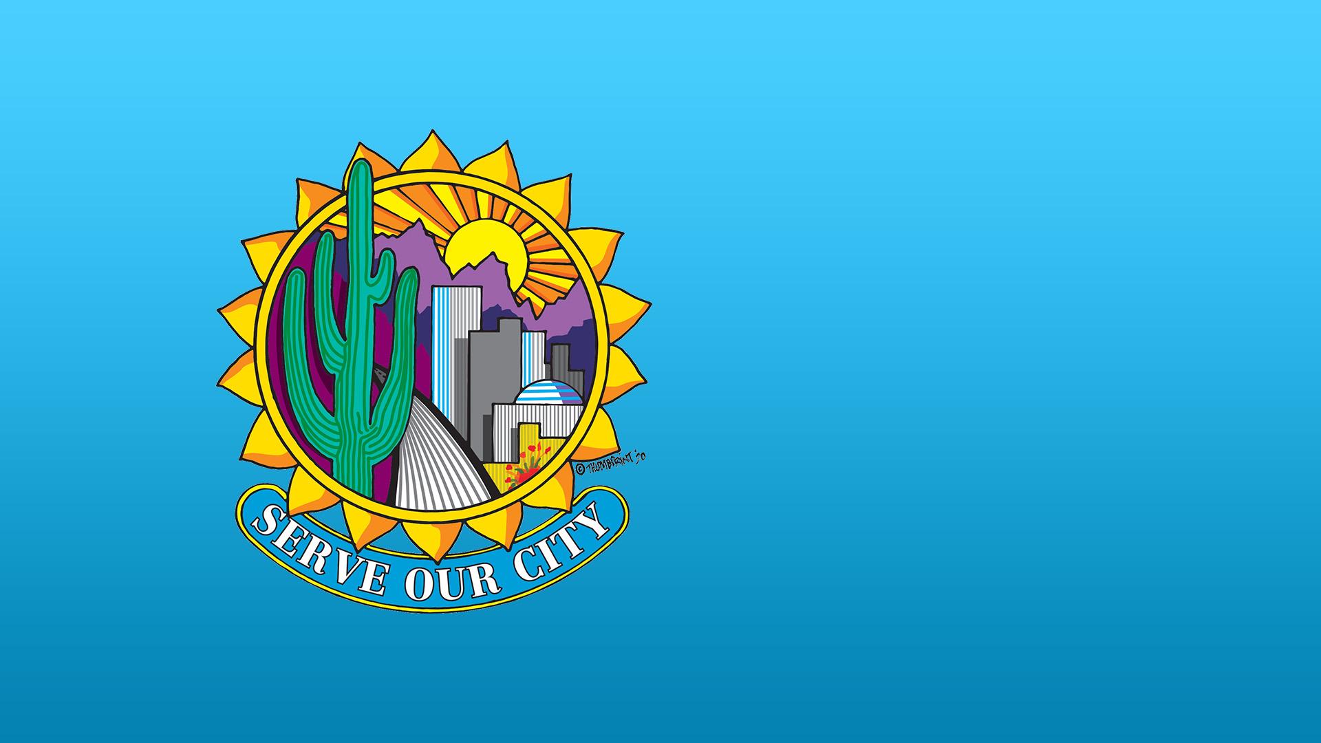 Image: Serve Our City