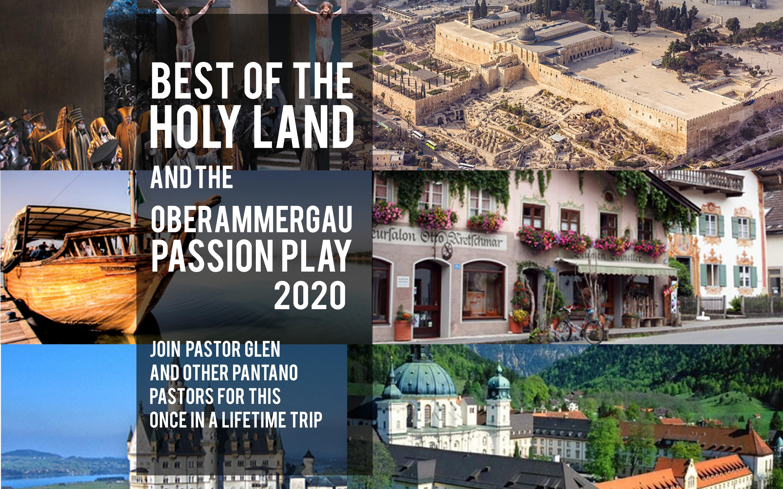 Image: Holy Land 2020