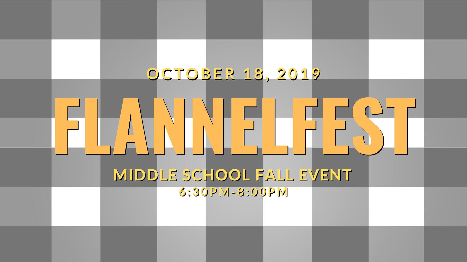 Image: MSM Flannel Fest
