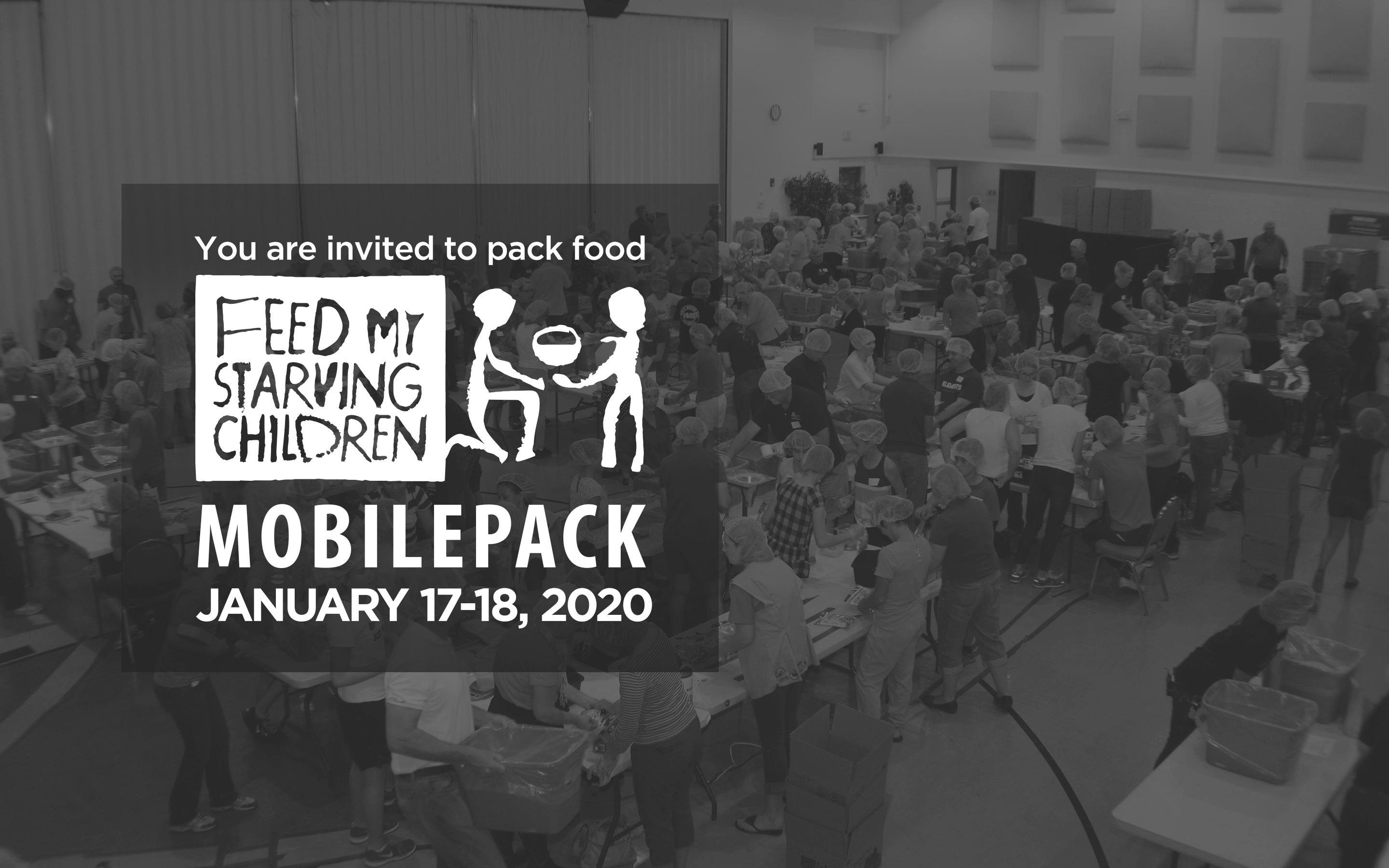 Image: Feed My Starving Children 2020