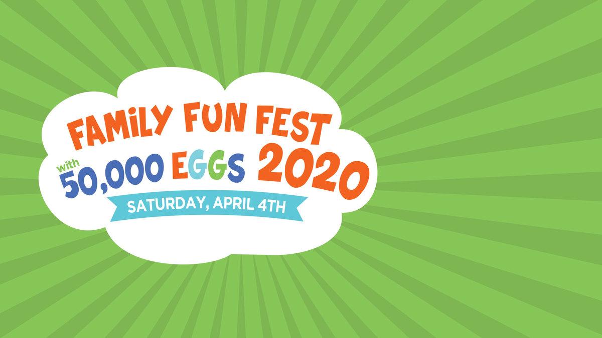 Image: Family Fun Fest 2020