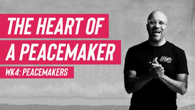 Image: The Heart of a Peacemaker