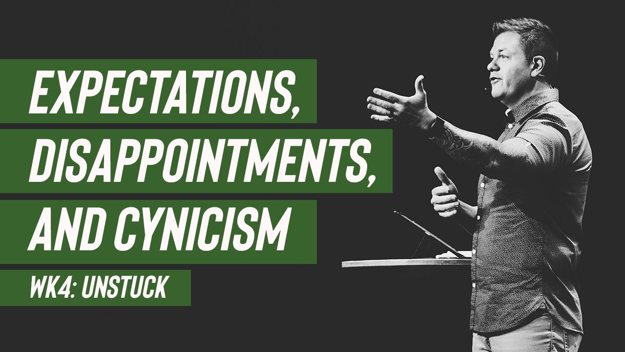 Image: Expectations, Disappointments, and Cynicism