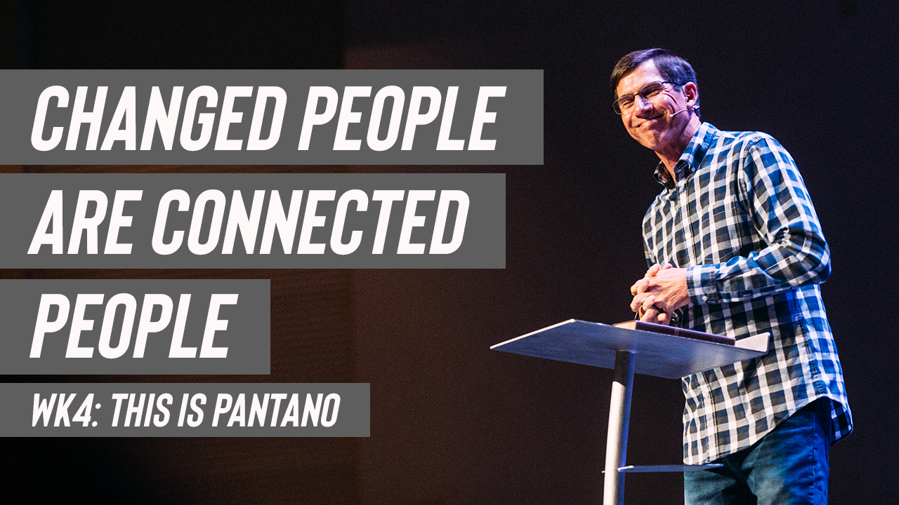 Image: Changed People are Connected People