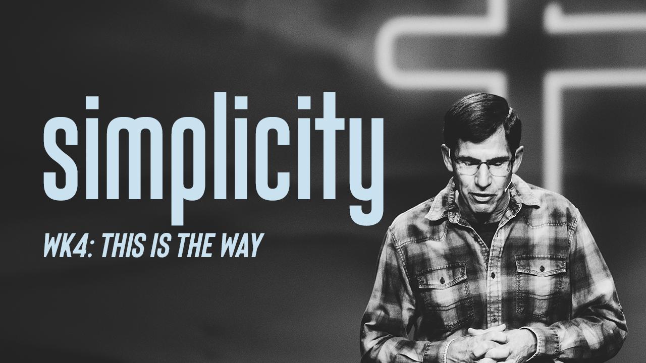 Image: Simplicity