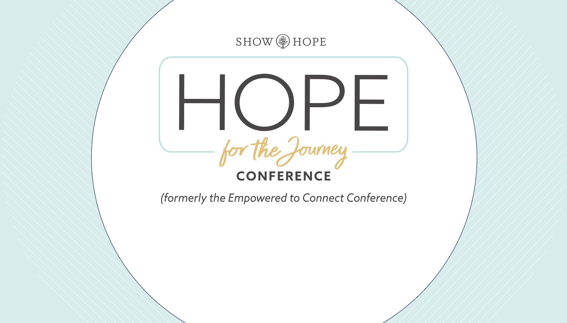 Image: Hope for the Journey Conference Webcast