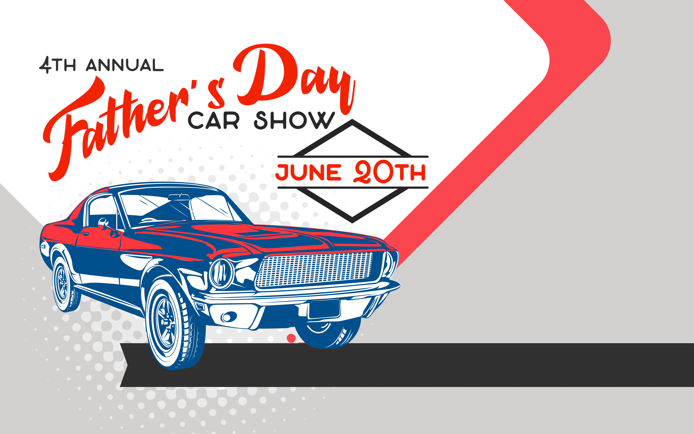 Image: Father's Day 4th Annual Car Show 2021