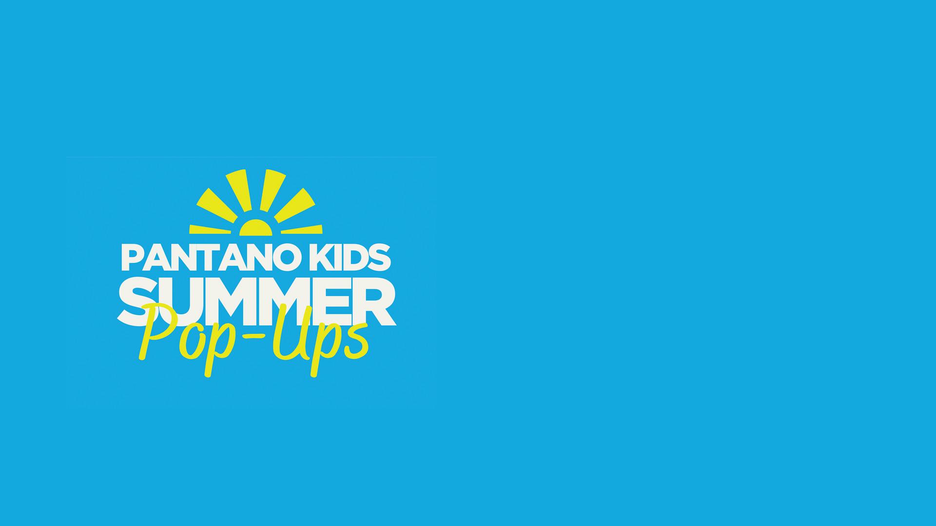 Image: Kids Summer Pop-ups