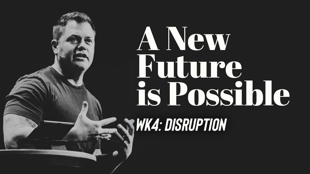 Image: A New Future is Possible