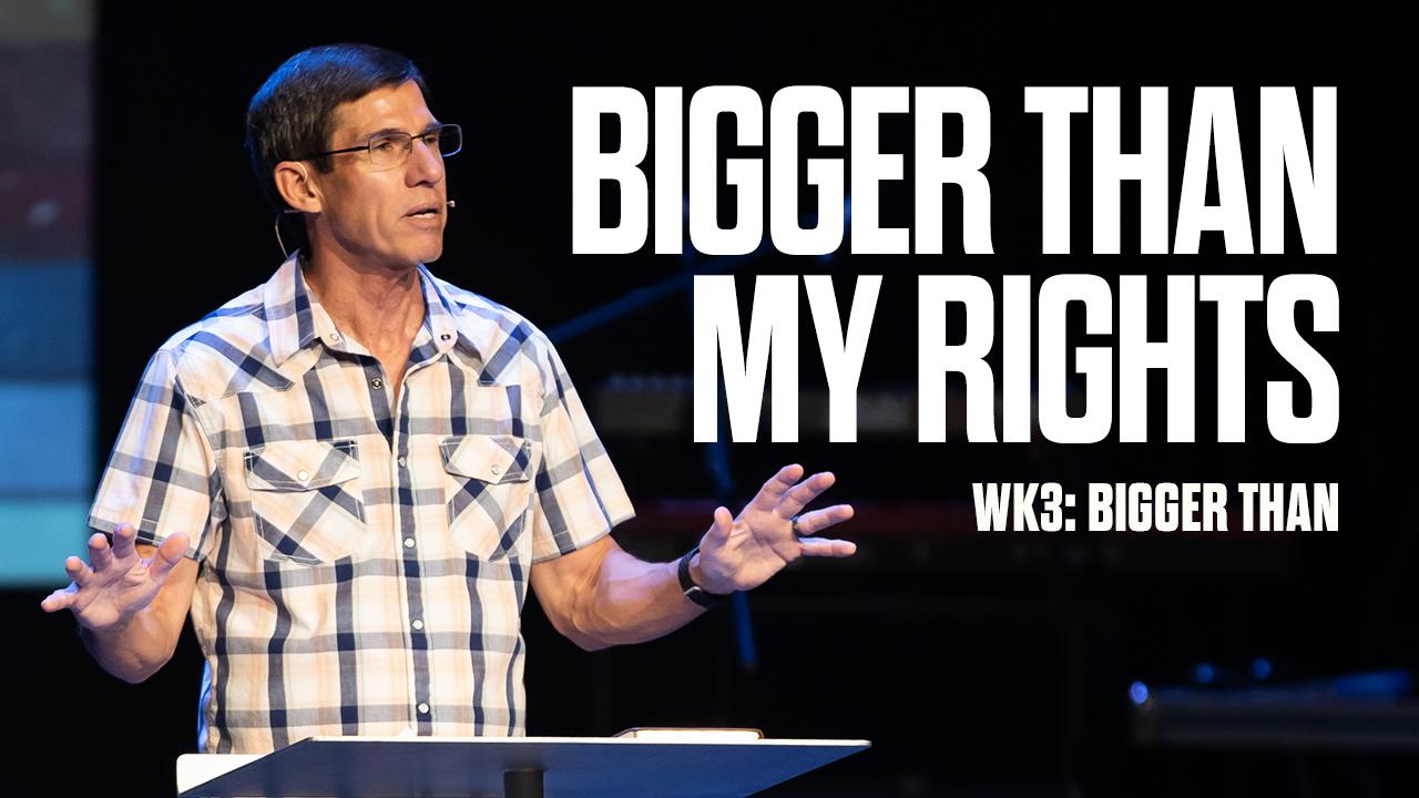 Image: Bigger Than My Rights
