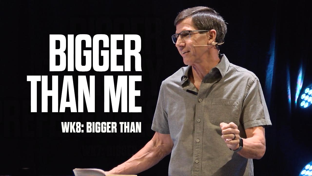 Image: Bigger Than Me