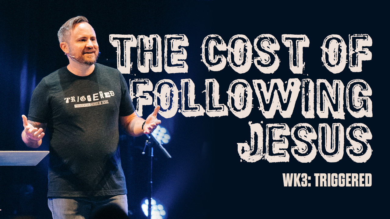 Image: The Cost of Following Jesus