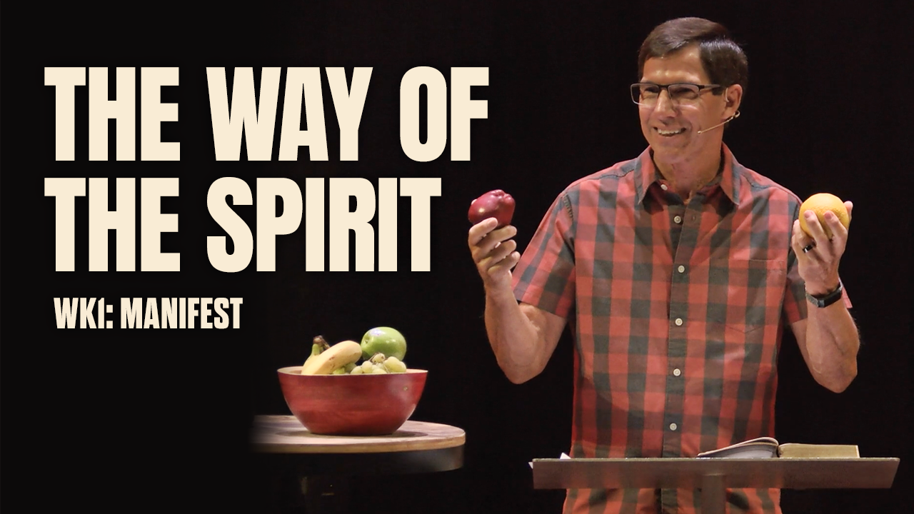 Image: The Way of the Spirit